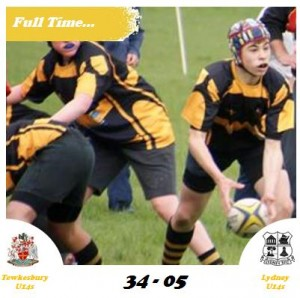 Lydney 20th Sep - Full Time