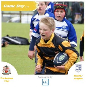 Stroud 24th October - Game Day