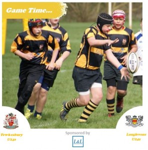 Longlevens 13th Dec - Game Time